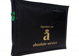 Posttassen (JPT-45355) geleverd aan Absolute Service