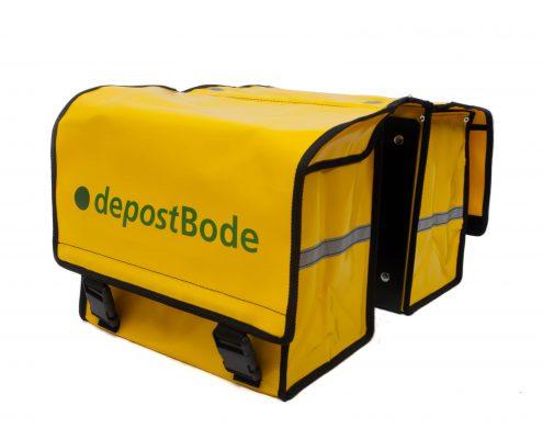 Fietsposttassen (JFPTD-362334) geleverd aan depostBode