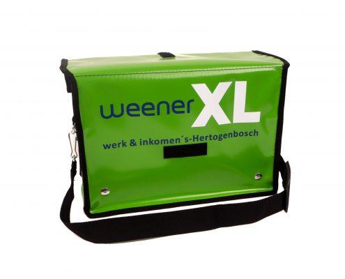 Stuurtassen (JFST-352516) geleverd aan Weener