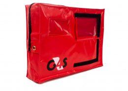 Koerierstas (JKTH-403010) geleverd aan G4S