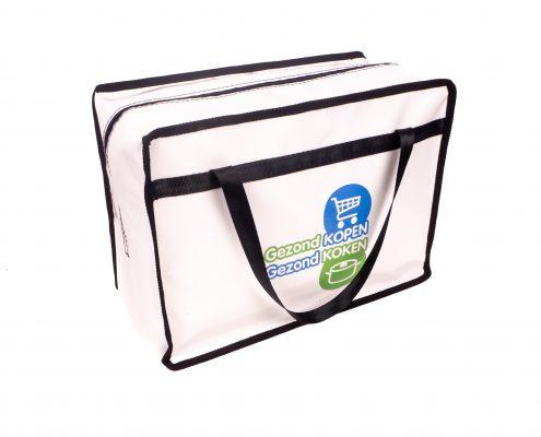 Transporttassen (JTT-403010) geleverd aan Gezond kopen, gezond koken