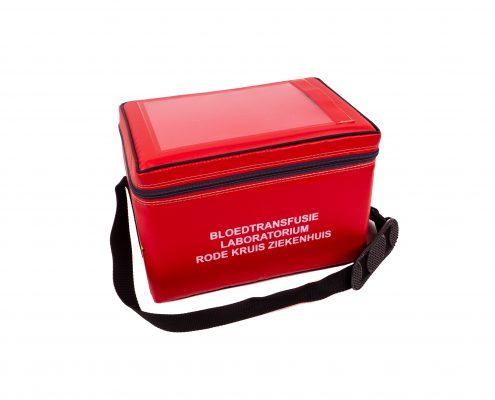 Medische transporttas geleverd aan Rode Kruis Ziekenhuis