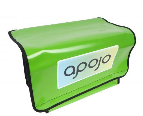 Fiets-posttassen (JFPT-382336) geleverd aan Apojo