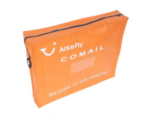 Posttassen (JPT-403020) geleverd aan TUI Group