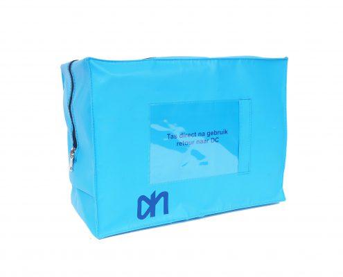 Posttassen (JPT-403020) geleverd aan Albert Heijn