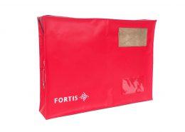 Posttassen (JPT-403020) geleverd aan Fortis