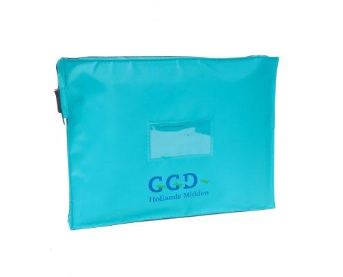Posttassen (JPT-403020) geleverd aan GGD