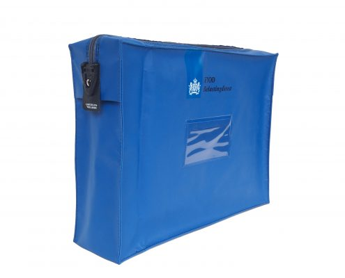 Posttassen (JPT-403020) geleverd aan FIOD Belastingdienst