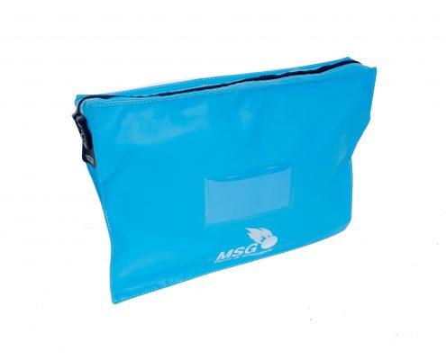 Posttassen (JPT-403020) geleverd aan MSG Post en Koeriers