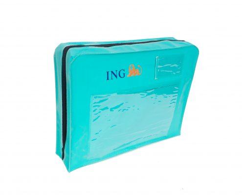 Posttassen (JPT-403020) geleverd aan ING