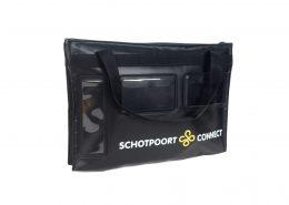 Transporttassen geleverd aan Schotpoort Connect