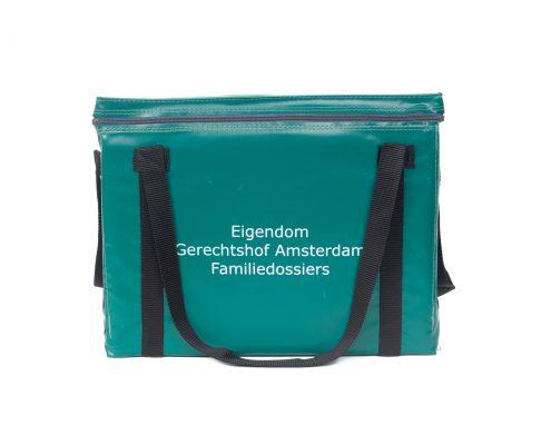 Transporttassen (JTT-443228) geleverd aan Hoge Raad der Nederlanden