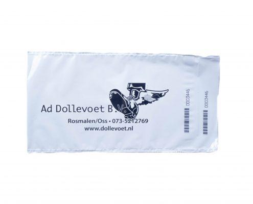 Secubags / Sealbags (JSB-255175DOL) geleverd aan Ad Dollevoet B.V.