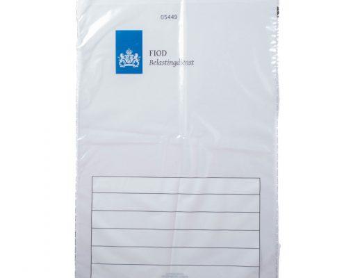 Secubags / Sealbags (JSB-400570FIOD) geleverd aan FIOD