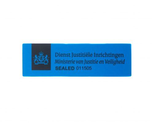 Security labels geleverd aan ministerie van Justitie en Veiligheid (JSL-MJV)