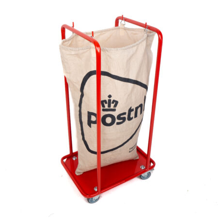 Mail trolleys and sackholders